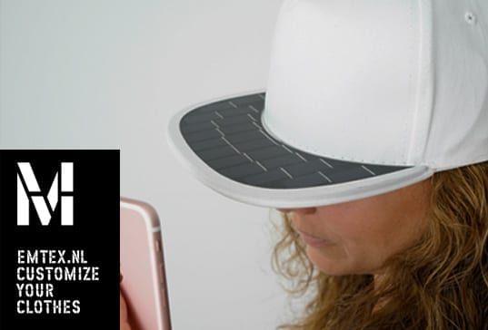 SOLAR-CAP – Nooit meer een lege batterij!